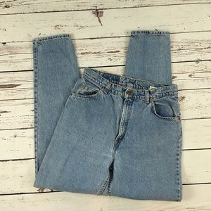 Levi's 921 vintage jeans tapered high waist 32x31